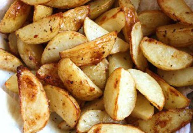 Salt and vinegar hot chips